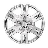 Michelin Chrome Plated Wheel Cover KT999, 17-in, 2-pk