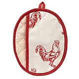 For Living Pot Holder, Rooster