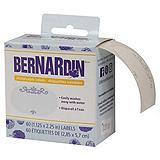 Bernardin Dissolvable Label