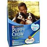 Purina Puppy Chow Dry Dog Food, 7.2 kg