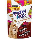 Purina Friskies Party Mix Cat Treats, 60g