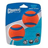 Chuckit! Ultra Ball Dog Toy, Medium