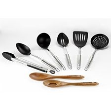 lagostina kitchen tool set 8 pc canadian tire