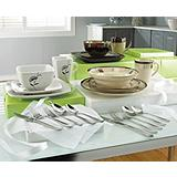 Cuisinart Wildflower Dinnerware Set, 16-Pc