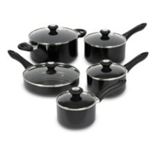 Batterie de cuisine antiadh sive lagostina ticino 10 pces for Canadian tire mon compte en ligne