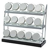 Spice Rack, 15-Jar