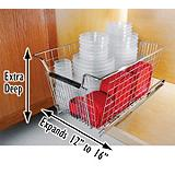 Sunbeam Deep and Expandable Pull Out Organizer