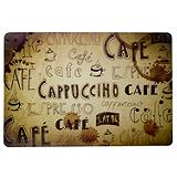 Coffee Foam Back Placemat