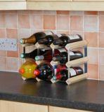 Support à vin, 9 bouteilles