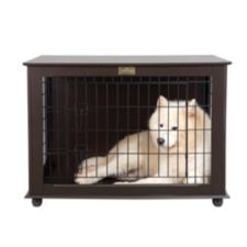 Cesar millan large dog crate 37 x 24 x 27 in canadian tire for Meuble canadian tire