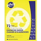 Hilroy Half-Ruled Exercise Book, Yellow
