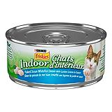 Purina Friskies 156g Indoor Flake Whitefis...