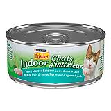 Purina Friskies 156g Indoor Saucy Seafood ...