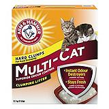 Arm & Hammer Multi-Cat Litter, 12.7 kg