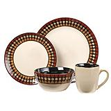 For Living 16-pc Mandaly Dinnerware Set