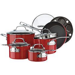 Canadian tire batterie de cuisine antiadh sive circulon - Batterie cuisine lagostina ...