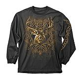 T-Shirt Buck Wear Tribal Rack