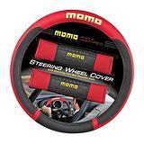 canadian tire momo steering wheel cover and shoulder pad. Black Bedroom Furniture Sets. Home Design Ideas