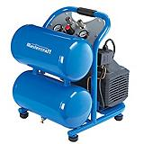 Mastercraft 5 Gallon Twinstack Air Compressor