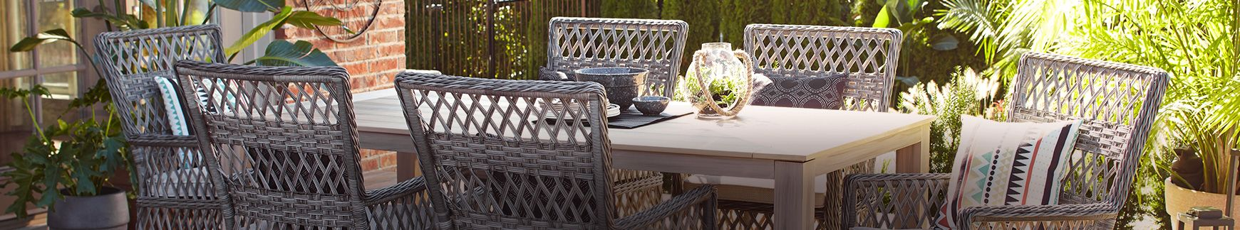 crate and table patio furniture cayman barrel dining on outdoor save