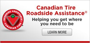 Canadian Tire Roadside Assistance