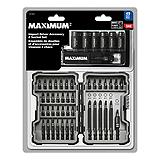 Impact Driver Accessory Set, 42-pc with Bonus Socket Set, 7-pc