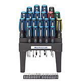 Mastercraft Driver Set with Stand, 42-pc