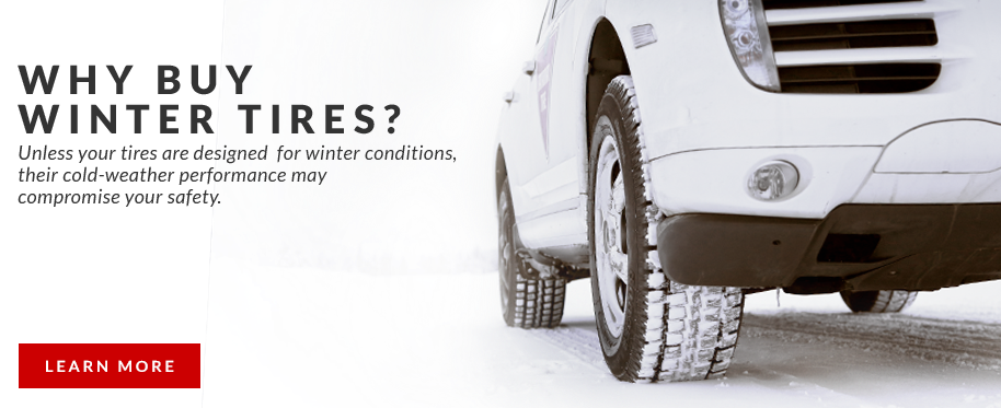 Why buy Winter tires