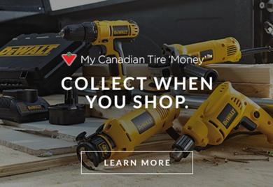 My Canadian Tire 'Money'