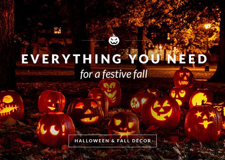 Halloween & Fall Décor