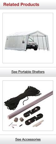 Related Portable Shelters