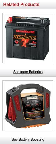 Related Batteries and Battery Boosting