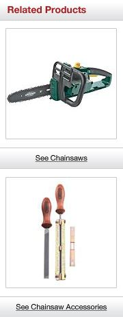 Related Chainsaw Products