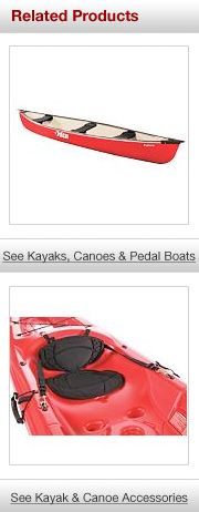Related Kayaks and Canoes