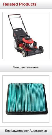Related LawnMowers Products
