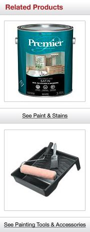 Related Paints and Stains and Painting Tools and Accessories