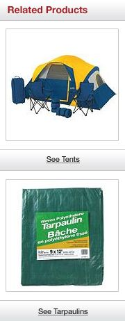 Related Products. See Tents.  See Tarpaulins.