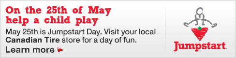 May 25th is Jumpstart Day