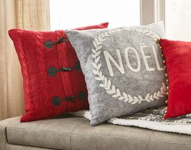 Christmas Pillows & Throws | Canadian Tire