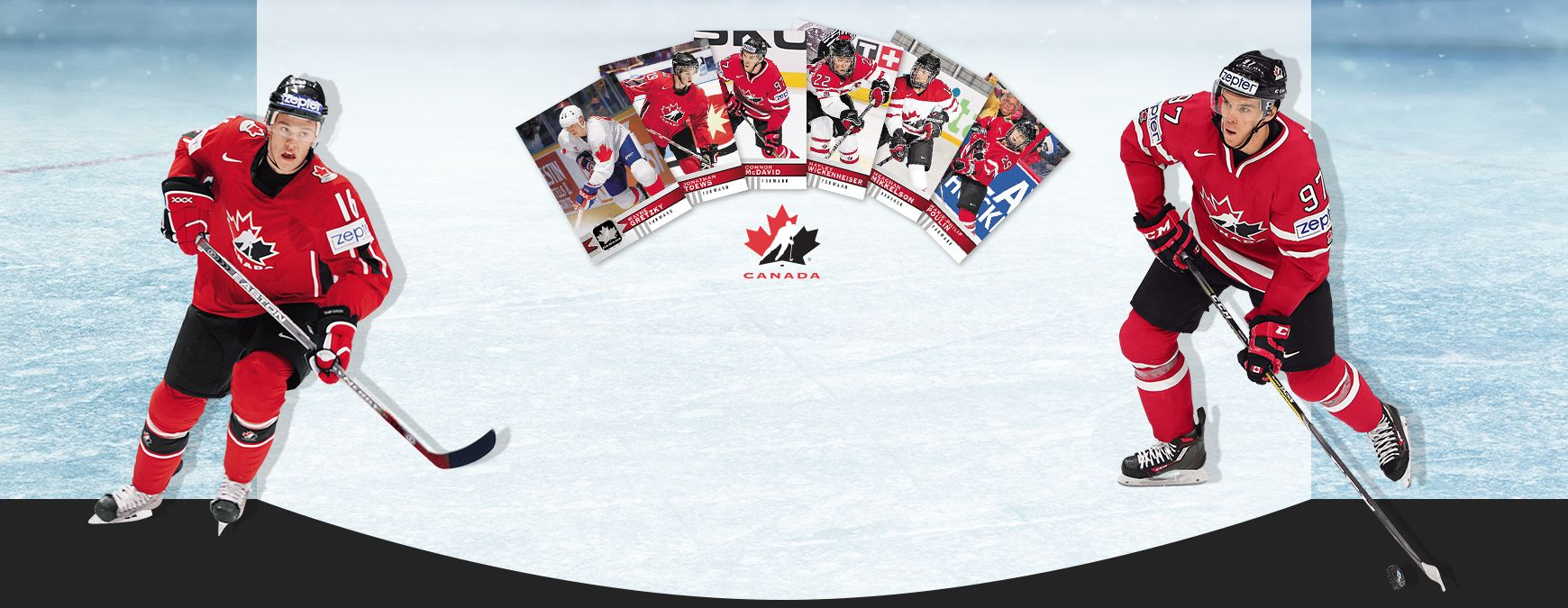 Upper Deck Team Canada Collection | Canadian Tire