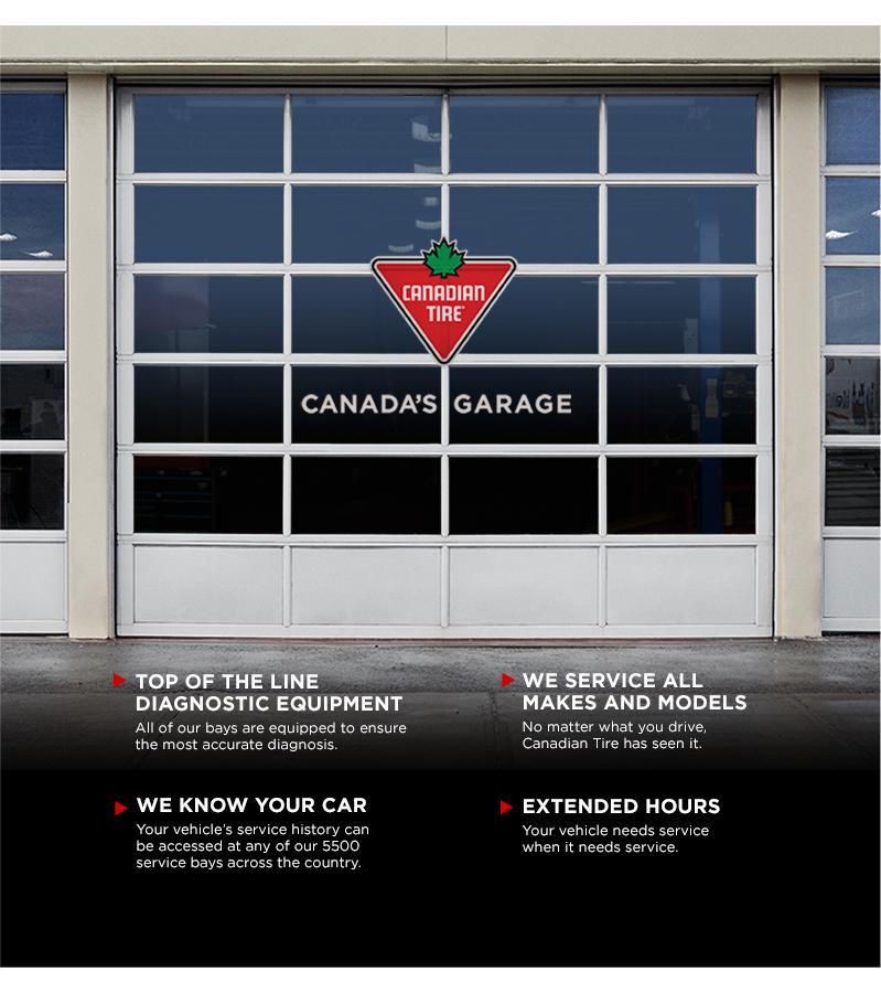 Canadian Tire Auto Service