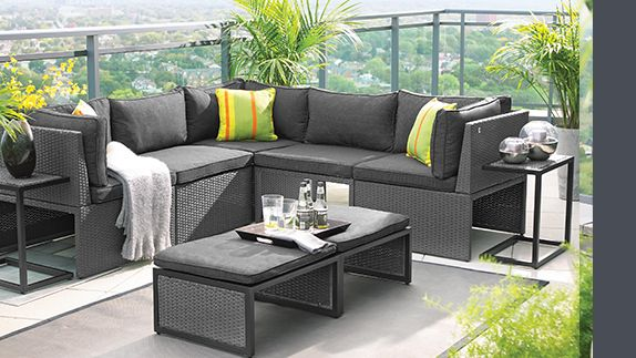 How to choose patio furniture for small spaces - Helpful HOW-TOs ...