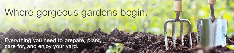 Where gorgeous gardens begin. Everything you need to prepare, plant, care for, and enjoy your yard.