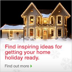 Find inspiring ideas for getting your home holiday ready.