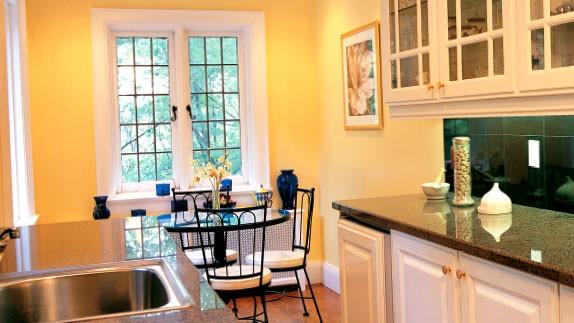Comment choisir une peinture d int rieur helpful how tos for Peinture cuisine et salle de bain