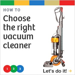 How to Choose the right vacuum cleaner