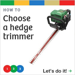 how to choose a hedge trimmer