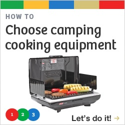 How to Choose camping cooking equipment