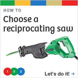 How to Choose a reciprocating saw