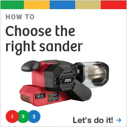 How to Choose the right sander